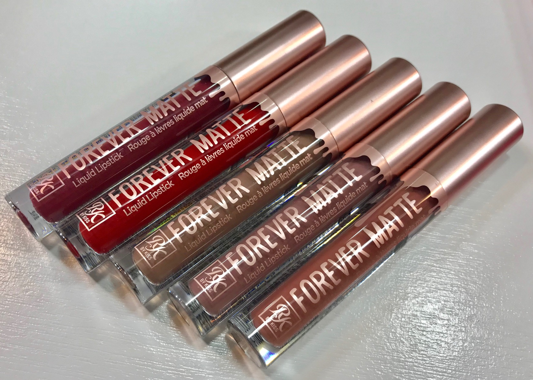 FOREVER MATTE RK BY KISS
